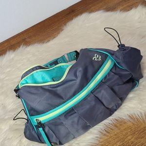 Rare Earth large gym yoga duffle bag